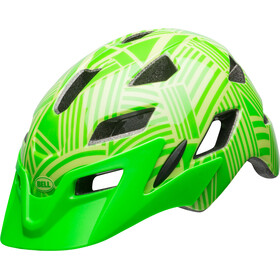 Bell Sidetrack Helmet Child kryptonite/retina